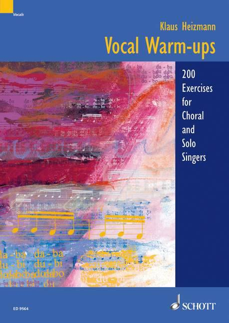 Vocal Warm-ups By Heizmann, Klaus (COP)